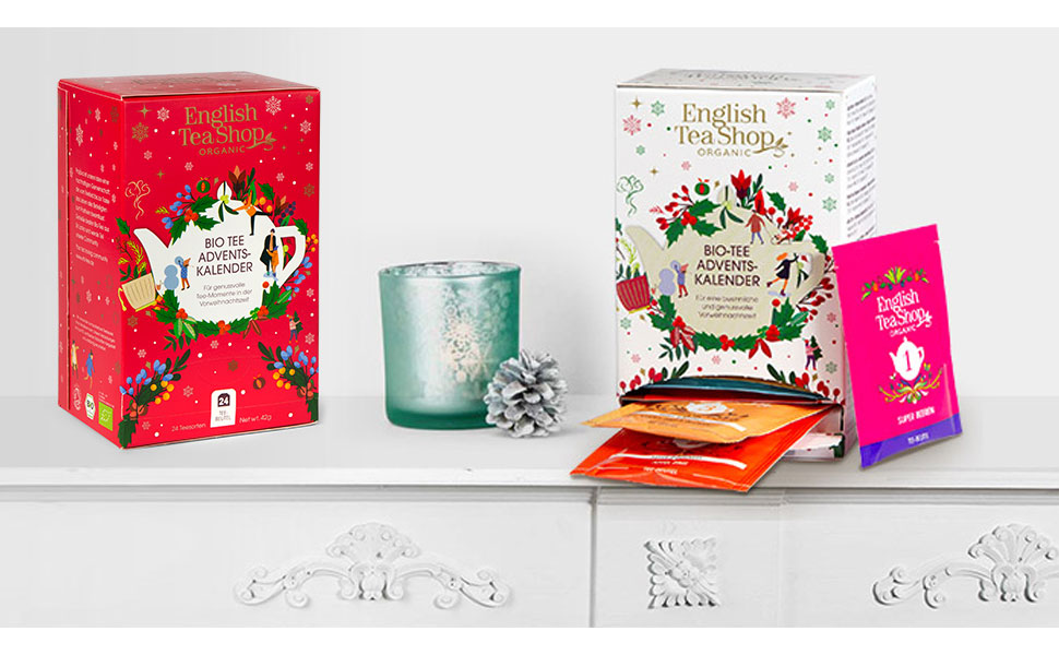 English Tea Shop - Tee Adventskalender