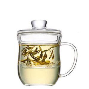 Teetasse Mit Sieb teetasse mit sieb und deckel 350 ml teeversand shop