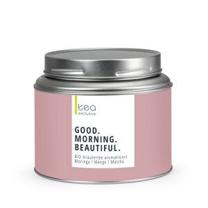 Good Morning Beautiful, Wellness Tee, BIO, 80g