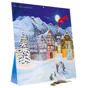 XL-Tee-Adventskalender 2014 (mit 24 Tees in Pyramidenbeuteln) - tea exclusive Edition