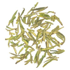 Shi Feng Long Jing, Grüner Tee, China, 50g Dose
