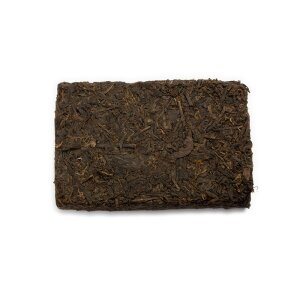 Pu-Erh 2009 Date Fragrance Black, China, Brick 250g