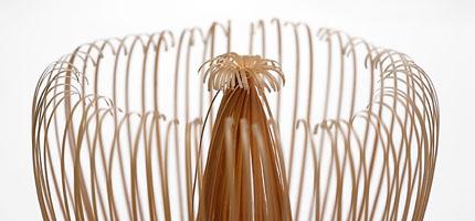 Bambusbesen für Matchazubereitung
