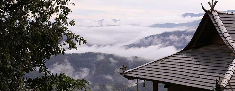 Anbaugebiet in 3000 Meter Höhe