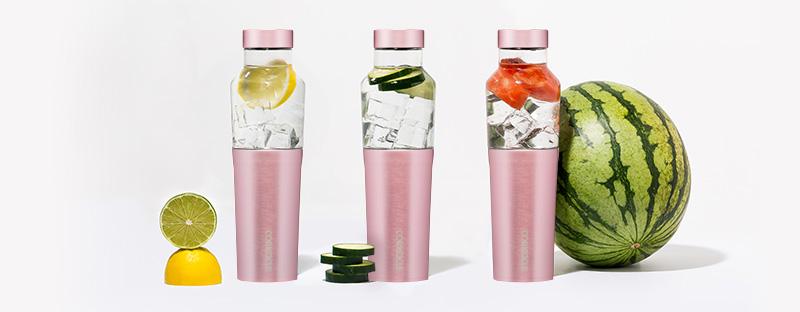Isolierflasche - Ideal beim Sport