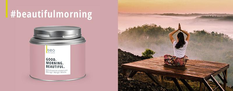 Wellness-Tee Good Morning Beautiful - BIO Kräutertee