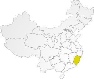 China Fujian