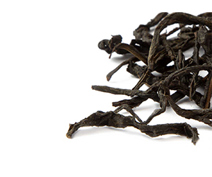 Schwarzer Tee für anhaltende Konzentrationsfähigkeit.
